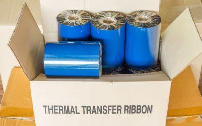 Jak wybrać taśmę termotransferową?